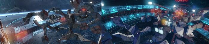 Astro Arena: Vorher/Nachher