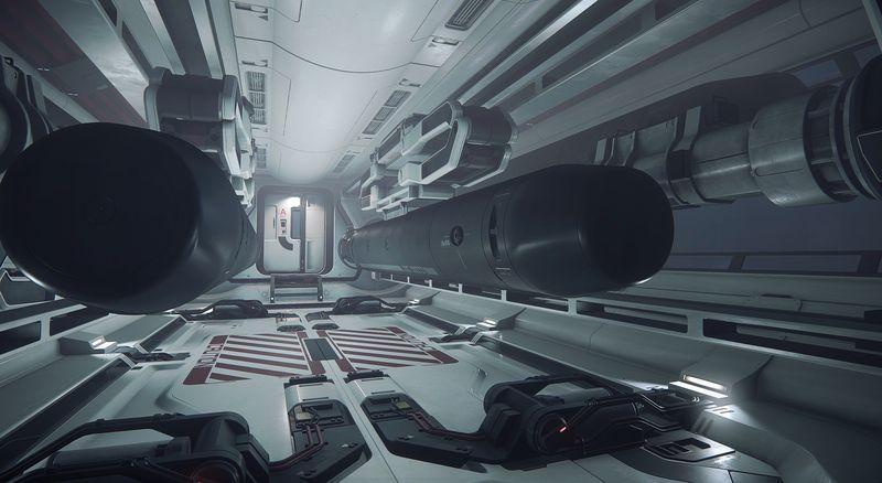 Torpedoraum vorne