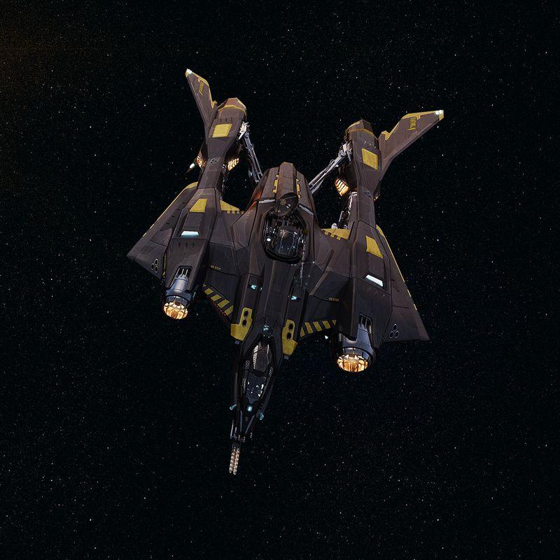 Die Vanguard Sentinel ist eines der aktuellsten Schiffe zur Elektronischen Kriegsführung im Arsenal der UEE