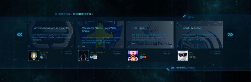 Star Citizen Community Hub 5